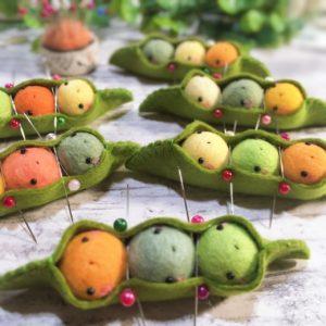 お豆の制作工程その3