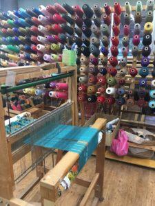 かざぐるまさんのさをり織りの部屋