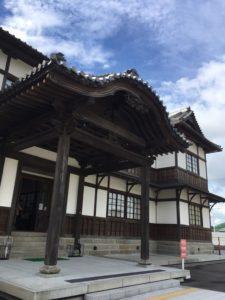 旧和歌山県議藍議事堂